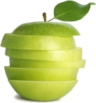 fresh_green_apples_picture_167145